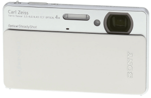 Sony DSC-TX5 Manual (front camera)