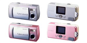 Sony DSC-U10 Manual (Camera Variants)