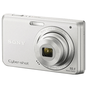 Sony DSC-W180 Manual (camera backside)