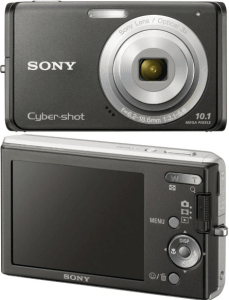 Sony DSC-W180 Manual (camera look)