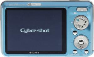 Sony DSC-W220 Manual (camera backside)