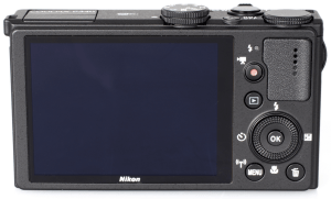 Nikon CoolPix P340 Manual - Camera back case