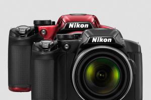 Nikon CoolPix P510 Manual - Camera variant