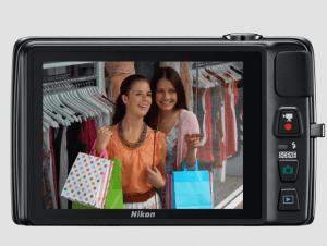 Nikon CoolPix S4200 Manual - camera backside(1)