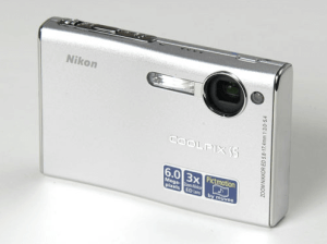 Nikon CoolPix S5 Manual - Camera Front Side