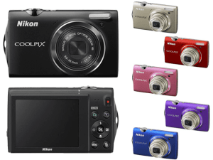 Nikon CoolPix S5100 Manual-camera variant
