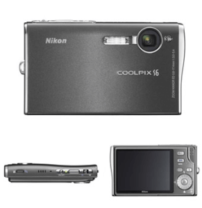 Nikon CoolPix S6 Manual - camera look