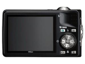 Nikon CoolPix S630 Manual - camera backside