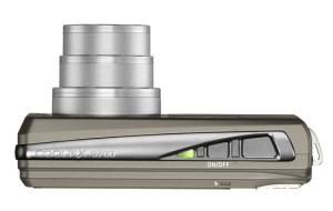 Nikon CoolPix S700 Manual - camera side