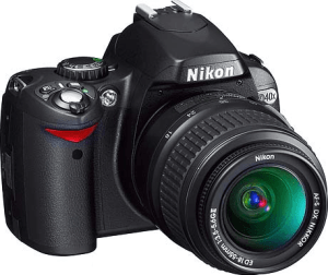 Nikon D40X Manual (cool DSLR from Nikon)