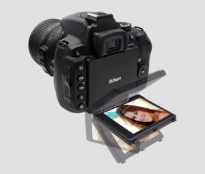 Nikon D5000 Manual (camera front body)