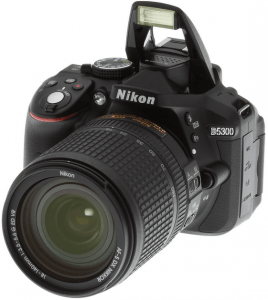 Nikon D5300 Manual, Manual of an Advanced and Beginner's Snapper