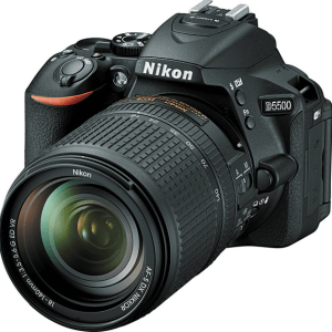Nikon D5500 Manual (Camera Body and Lens)