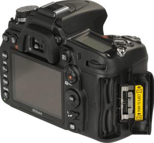 Nikon D7000 Manual (camera backside)
