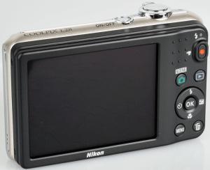 Nikon L28 Manual - Camera back side
