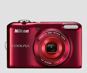 Nikon L28 Manual - red variants