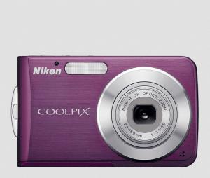 Nikon S210 Manual - camera front side