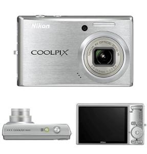 Nikon S610 Manual - whole camere look