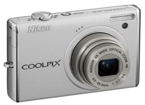 Nikon S640 Manual - white variant
