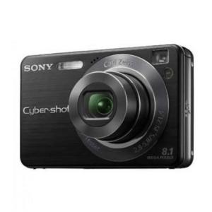 Sony DSC-W130 Manual (camera front side)