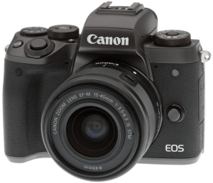 Canon EOS M5 Review Modern Mirrorless Camera from Canon EOS M Family