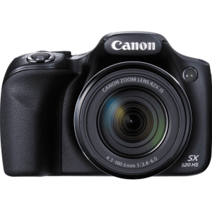 Canon PowerShot SX520 HS Manual user Guide and Detail Specification
