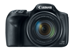 Canon PowerShot SX540 HS Manual User Guide and Specification