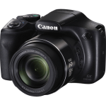Canon PowerShot SX540 HS Manual - camera front face