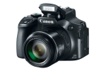 Canon PowerShot SX60 HS Manual for Canon's Ultimate Super-Zoom Camera