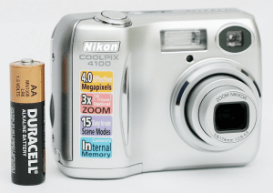 Nikon CoolPix 4100 Manual User Guide and Product Specification