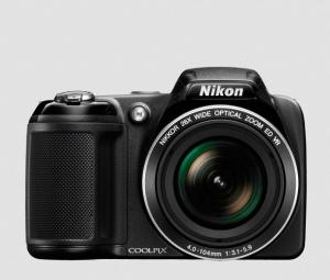Nikon CoolPix L330 Manual - camera front face