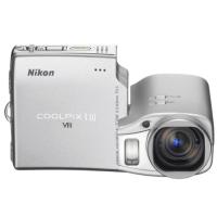 Nikon CoolPix S10 Manual - camera backside