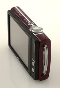 Nikon CoolPix S230 Manual - camera side