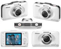 Nikon CoolPix S31 Manual - camera look