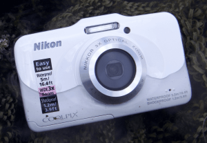 Nikon CoolPix S31 Manual - waterproof camera