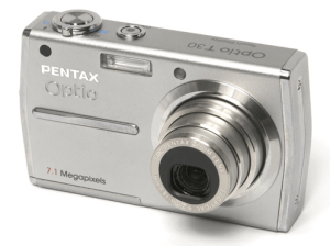 Pentax Optio T30 Manual User Guide and Product Specification