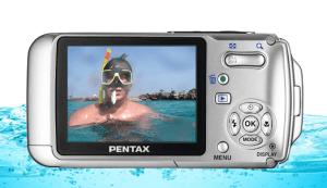 Pentax Optio W20 Manual - waterproof camara from Pentax