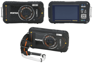 Pentax Optio W90 Manual for Another Pentax Rugged Camera Device