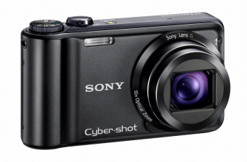 Sony Cyber-Shot DSC-H55 Manual for Sony's Compact All-Features Camera