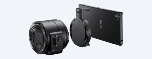 Sony Cyber-Shot DSC-QX10 Manual-attachable camera