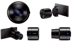 Sony Cyber-Shot DSC-QX100 Manual - camera look