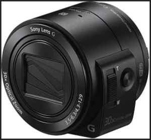 Sony Cyber-Shot DSC-QX30 Manual - compact camera lens