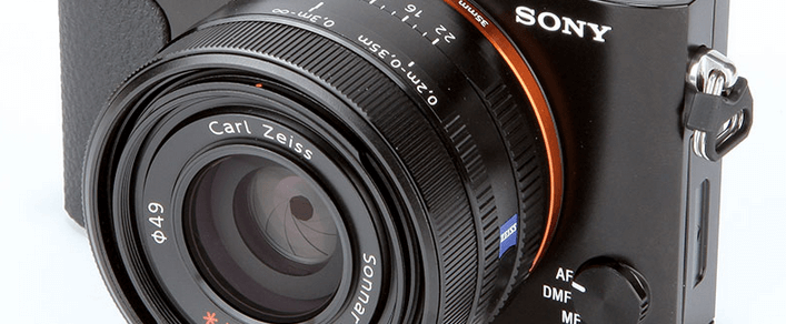 Sony Cyber-Shot DSC-RX1 Manual for Sony's Simple Camera with Tons of Features 1