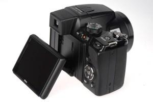 Nikon CoolPix P100 Manual - camera back side