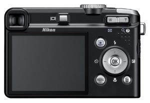 Nikon CoolPix P60 Manual-camera back side