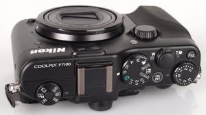 Nikon CoolPix P7100 Manual - camera side