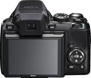 Nikon CoolPix P90 Manual - camera back side