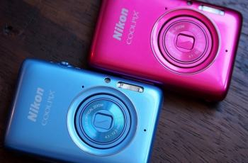 Nikon CoolPix S02 Manual - blue and pink variant