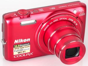 Nikon CoolPix S6800 Manual-camera front face