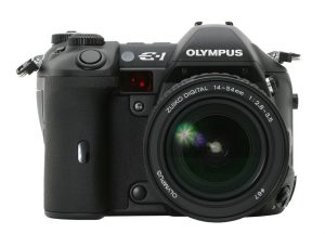 Olympus E-1 Manual for Your Olympus's First DSLR Camera